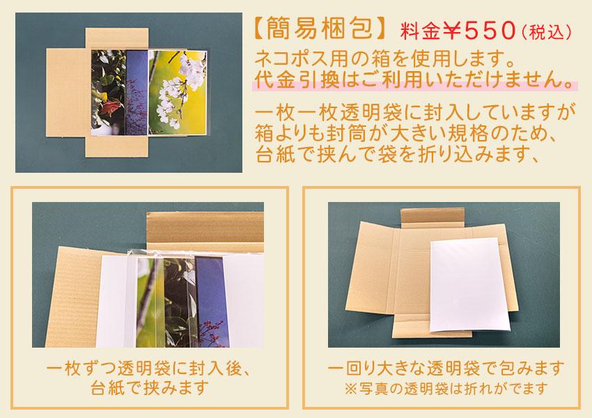 A4プリント送料500円